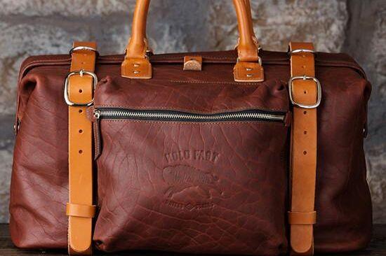 Roamographer | An American Bison Leather Camera Bag 2