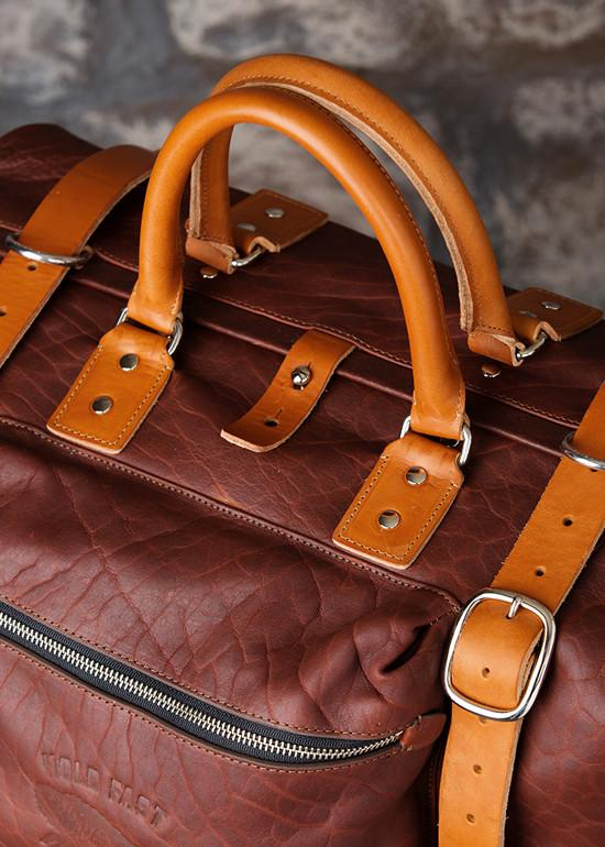 Roamographer | An American Bison Leather Camera Bag 15