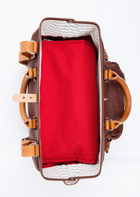 Roamographer | An American Bison Leather Camera Bag 12