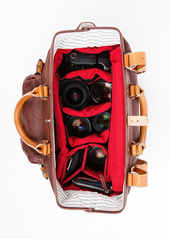 Roamographer | An American Bison Leather Camera Bag 11