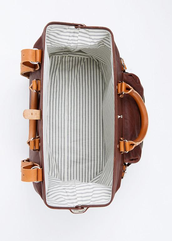 Roamographer | An American Bison Leather Camera Bag 10
