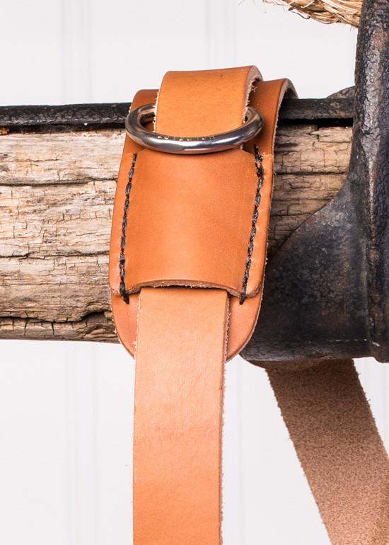 Skinny Money Maker | Bridle Leather | Tan 2