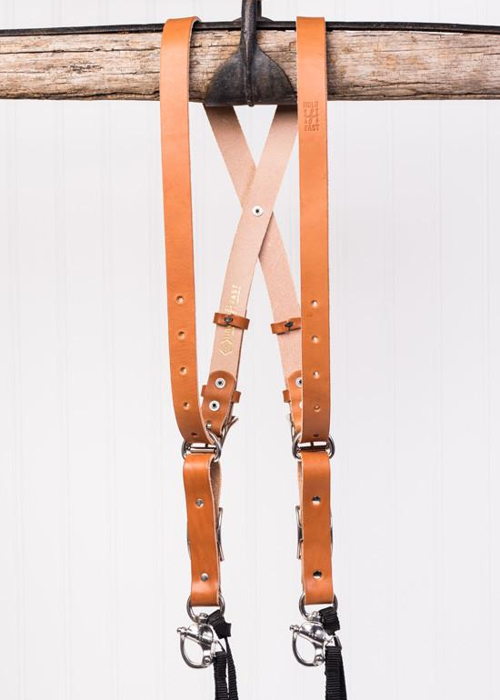 Skinny Money Maker | Bridle Leather | Tan 3