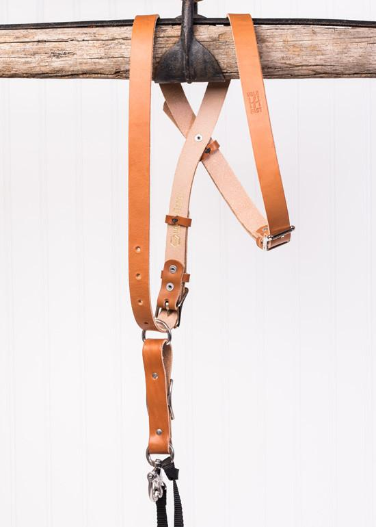 Skinny Money Maker | Bridle Leather | Tan 4